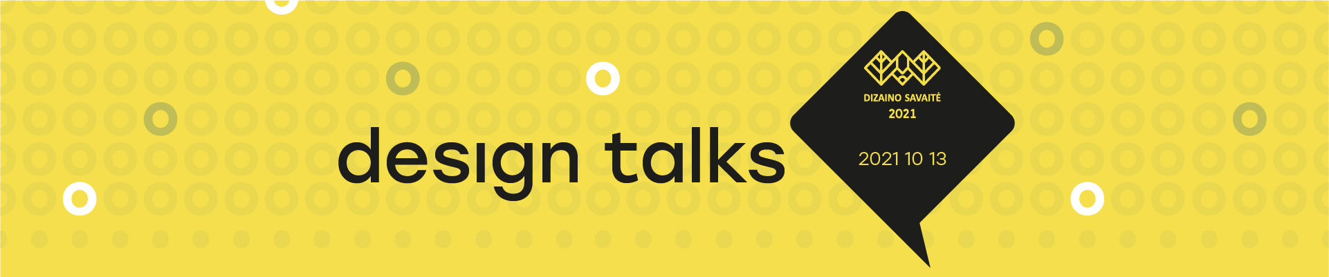 Design Talks tarptautinė konferencija